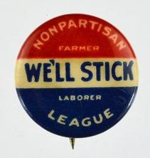 Nonpartisan-League button