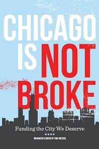 Chicago Is Not Broke cover